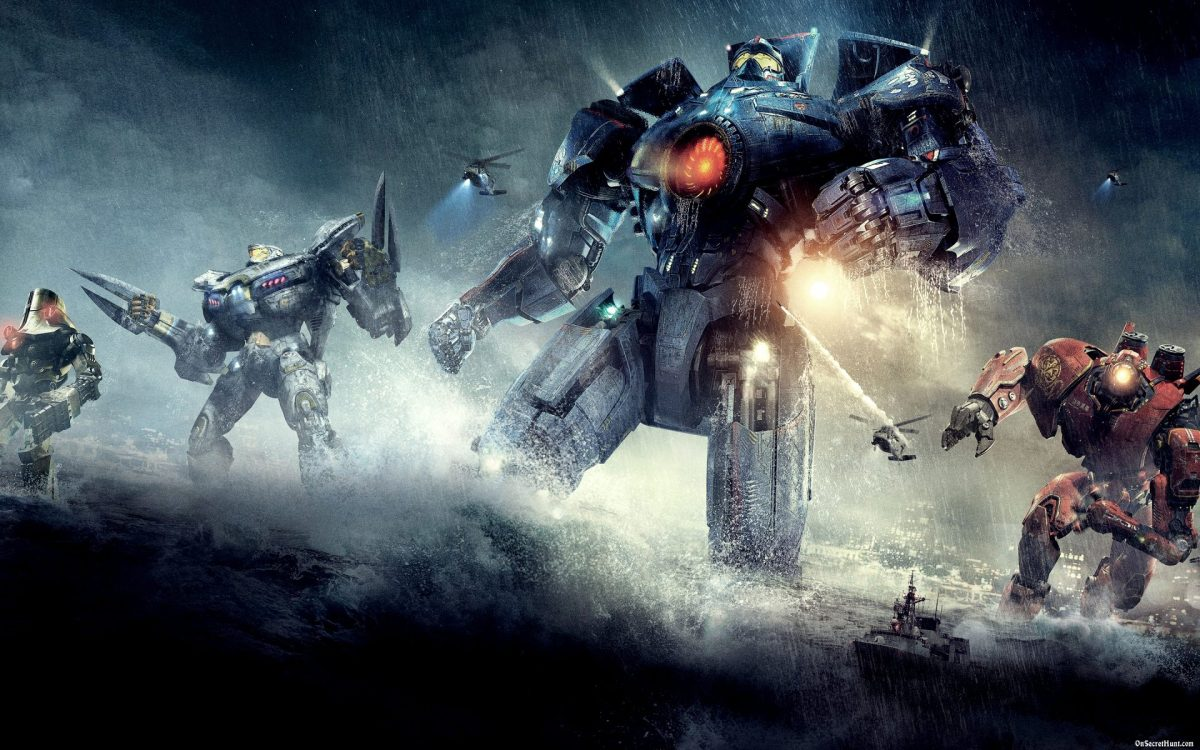 PACIFIC RIM sequel will arrive in February 2018