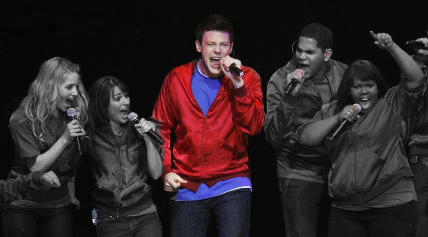 Cory Monteith (Actor/Musician)