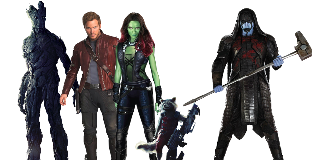 Guardians of the galaxy spoilers and easter eggs you may have