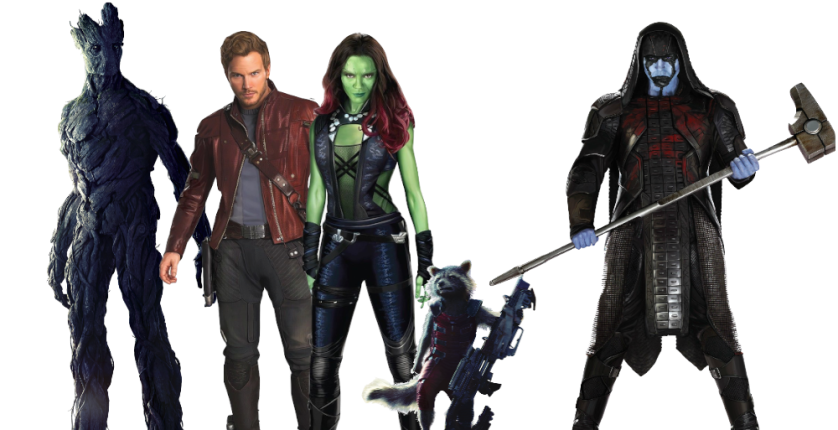 Marvel s guardians of the galaxy hit cinemas in the uk and ireland