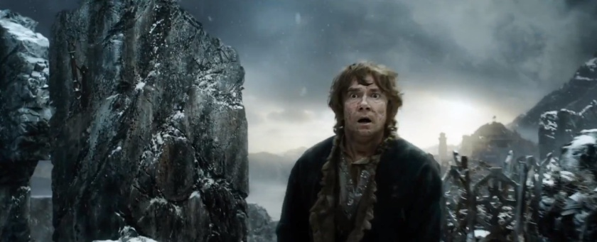 More-than-One-Sentence Reviews: Review: The Art of The Hobbit by J.R.R ...