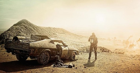 'Mad Max: Fury Road' teaser poster arrives