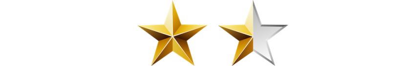 1-one-half-star