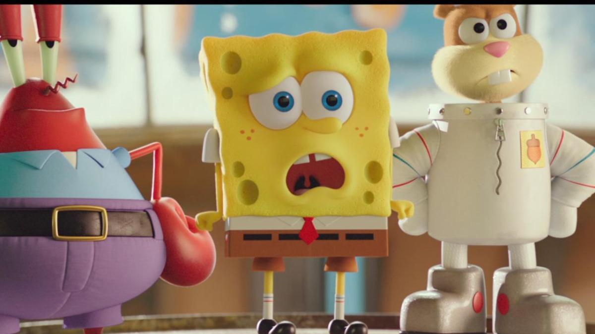 New Spongebob Movie receiving first ever Irish/English dual release