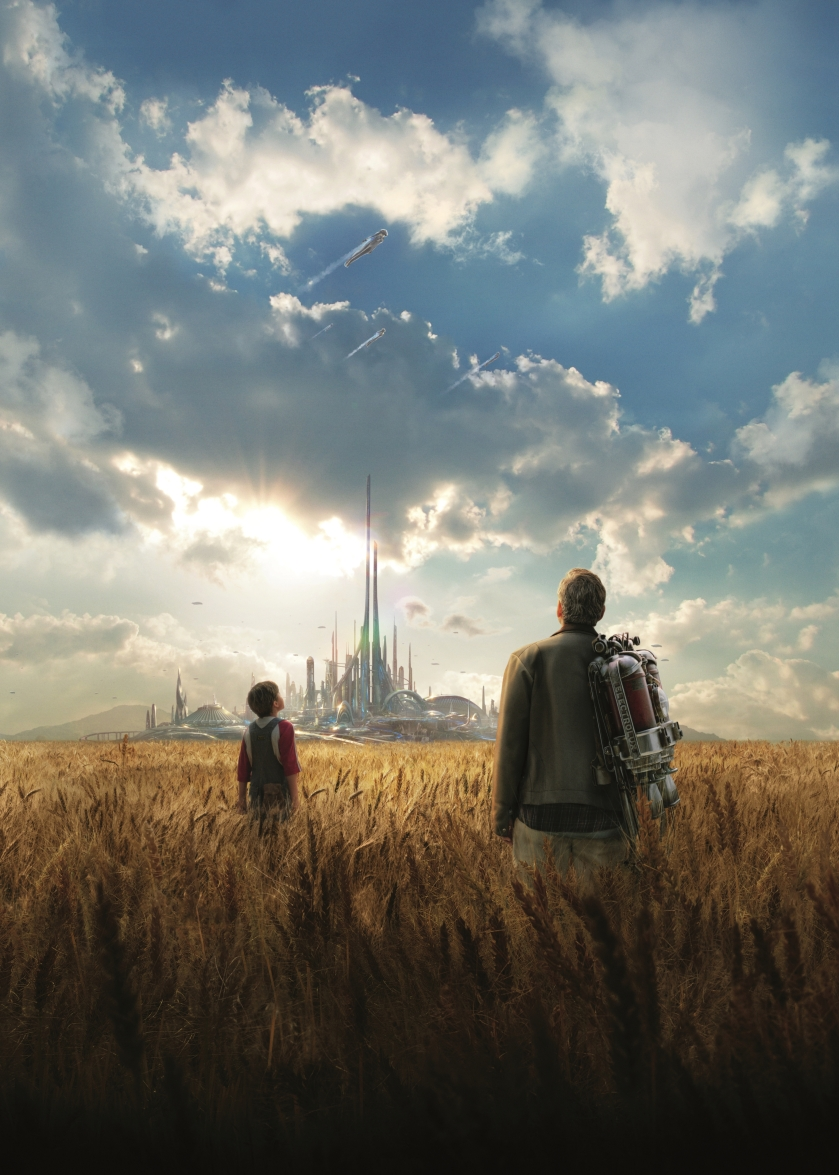 Tomorrowland_Textless_Poster