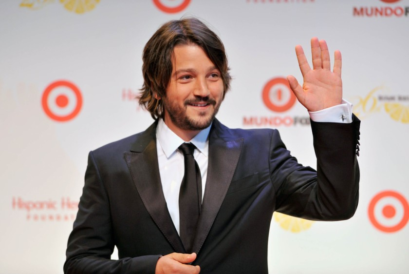 WASHINGTON, DC - SEPTEMBER 05:  Actor/producer/director Diego Luna attends the 26th Annual Hispanic Heritage Awards presented by Target at the John F. Kennedy Center for the Performing Arts on September 5, 2013 in Washington, DC.  (Photo by Larry French/Getty Images for Hispanic Heritage Awards)