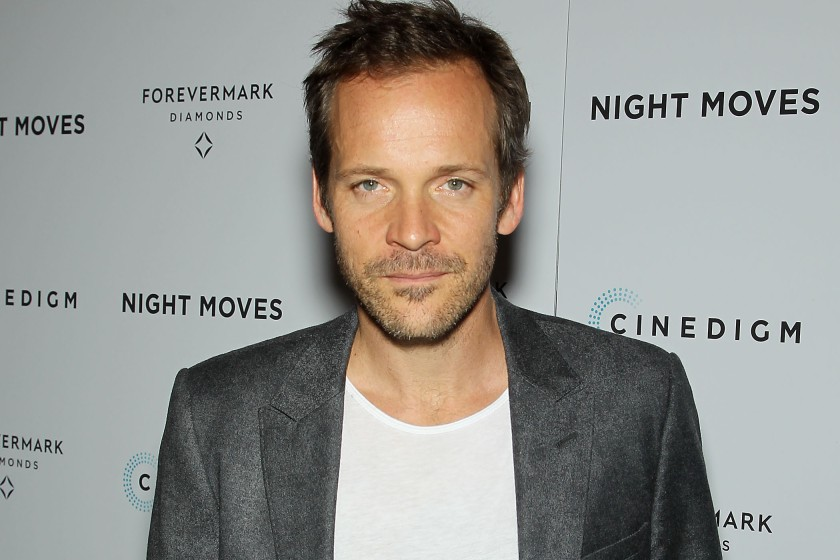 "-New York, NY -(Date)- Forevermark Presents a Special New York Screening of Cinedigm's ""Night Moves"".    -PICTURED: Peter Sarsgaard -PHOTO by: Marion Curtis/Starpix -Filename: MC_14_917915 -Location: The Sunshine Landmark Theatre  Editorial - Rights Managed Image - Please contact www.startraksphoto.com for licensing fee Startraks Photo New York, NY For licensing please call 212-414-9464 or email sales@startraksphoto.com"