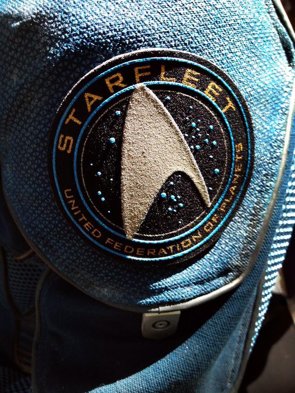 Star Trek Beyond title confirmed; set photo revealed