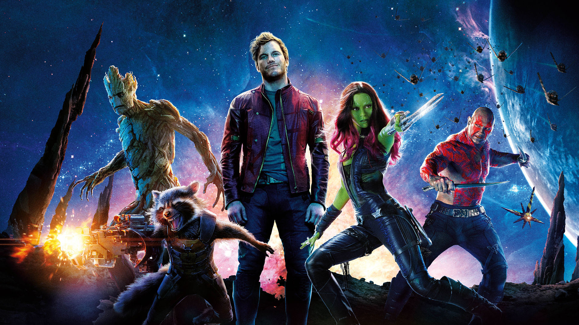 James Gunn reveals Guardians of the Galaxy 2's official title!
