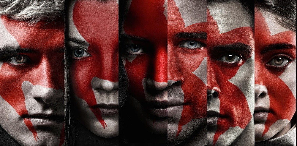"Mockingjay Part 2 reveals 8 ""Faces of the Revolution"" Comic-Con posters"