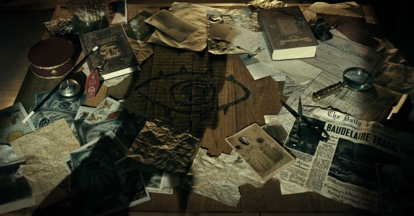 Watch a stunning fan-made teaser for Netflix's A Series of Unfortunate Events