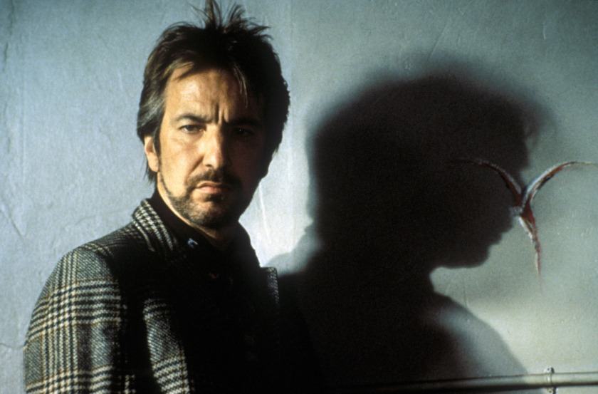 B7Y30G Alan Rickman Directed by Pat O Connor
