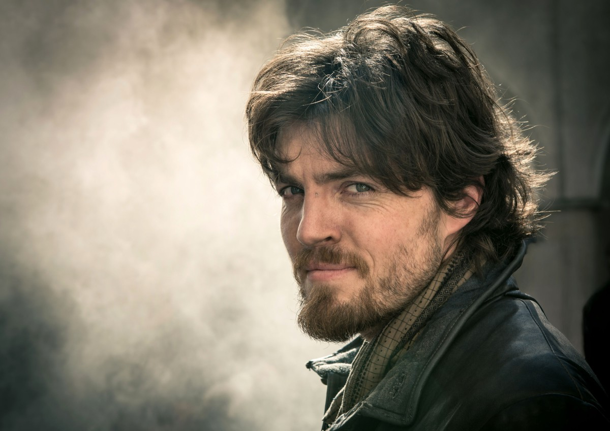 Official: Tom Burke is Cormoran Strike in BBC adaptation!