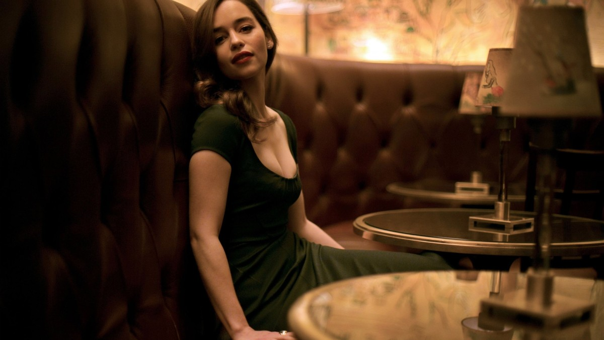 Emilia Clarke joins HAN SOLO spin-off