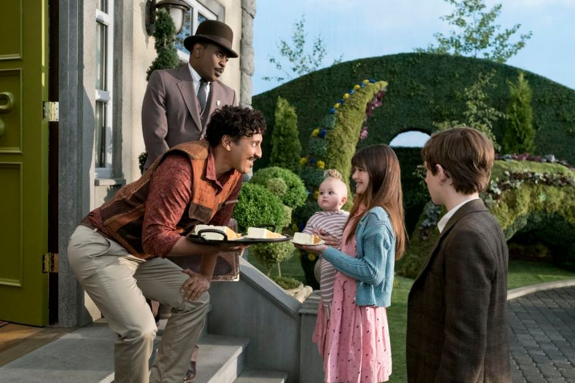 Tv review a series of unfortunate events season 1 buzzhub tv review a series of unfortunate events season 1 malvernweather Gallery