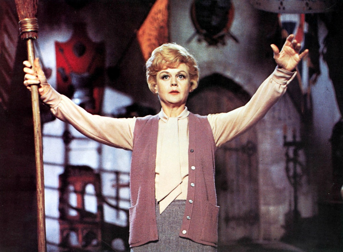 Angela Lansbury officially cast as 'Balloon Lady' in MARY POPPINS RETURNS